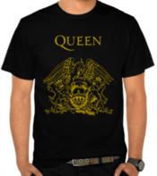 Queen Gold Logo