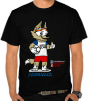 World Cup 2018 Zabivaka 1