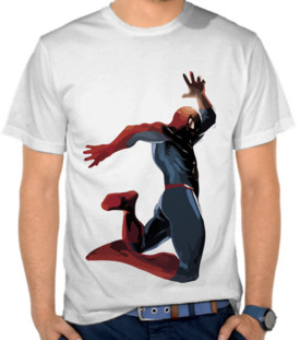 Superhero - Spideman Jump