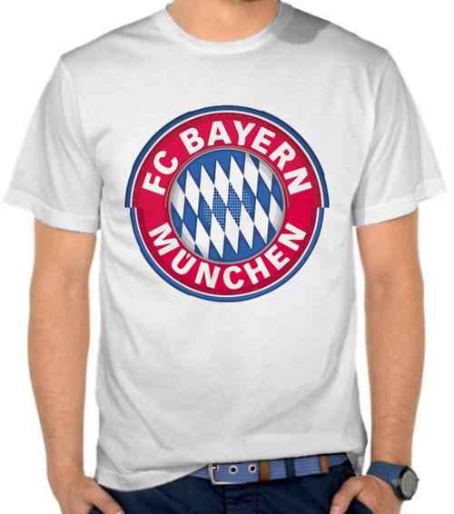 Jual Kaos Sepak Bola Fc Bayern Munchen Liga German Satubaju Com