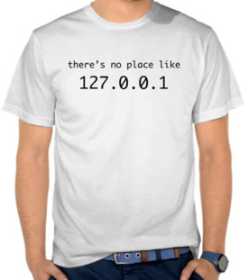 There is No Place Like 127.0.0.1 - II