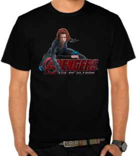 Black Widow Avengers AOU 2