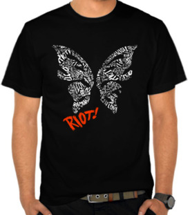Paramore Butterfly Riot !