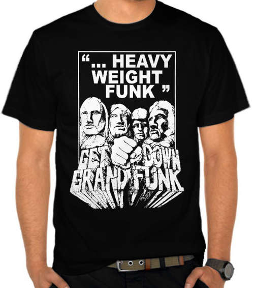Grand Funk - Heavy Weight Funk