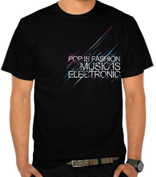 Music Is Electronic