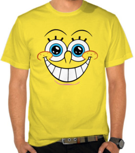 Spongebob Face - Big Happiness 3