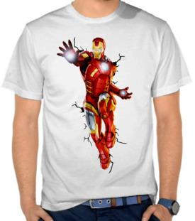 Iron Man - Cracked 2