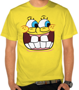 Spongebob Face - Big Happiness