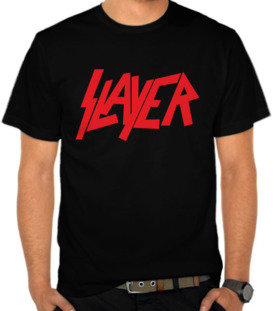 Slayer Red Logo