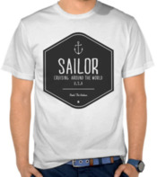 Sailor Cruising Around The World