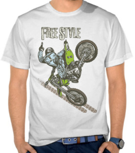 Motor Freestyle Motocross