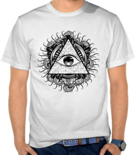The Da Vinci Code - All Seeing Eye