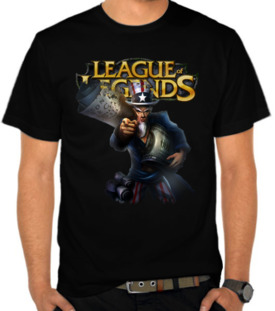 League of Legends Character 15