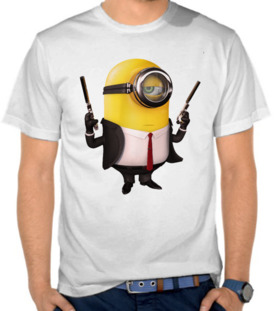 Despicable Me 39 - Minion Hitman