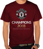 Manchester United - Champions 2013