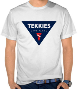 Tekkies Dive Gang 3