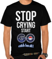 Stop Crying - Pokemon