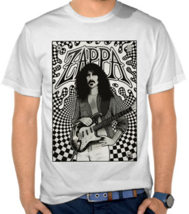 Frank Zappa Black and White