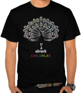 Coldplay Peacock