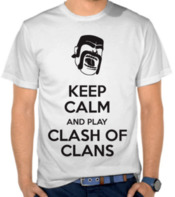 Clash Of Clans - Keep Calm And Play 2