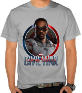 Captain America: Civil War - Falcon