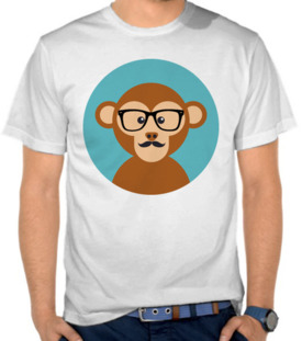 Monkey Head Hipster