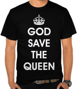 God Save The Queen I