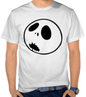 Nightmare - Jack Skellington Smiley 5