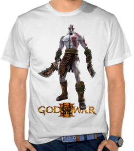 God of War III - Kratos