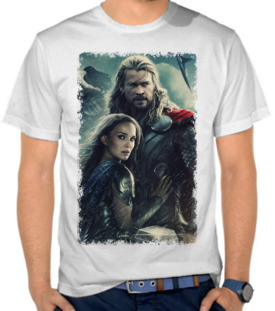 Thor - The Dark World Vintage