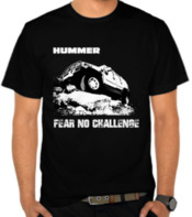 Hummer - Fear No Challenge