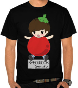 Ryeowook Chibi - SuJu Super Junior