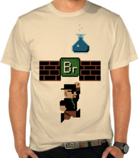 Breaking Bad Mario Bros