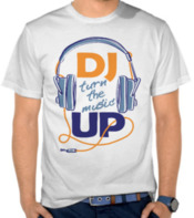 Dj - Turn the Music Up