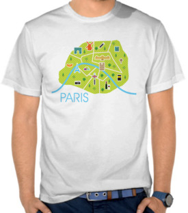 Paris Mini Map