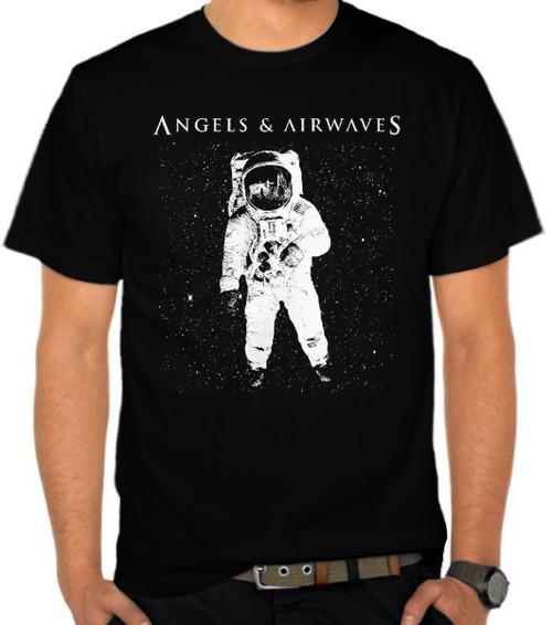 Jual Kaos Angel & Airwaves