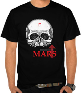 30 Second To Mars Skull