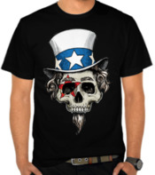 Uncle Sam Skull