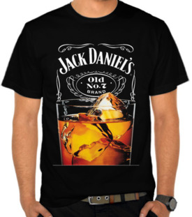 Jack Daniels In The Glass