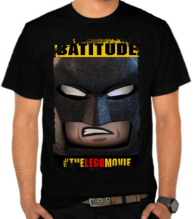 The Lego Movie Batitude