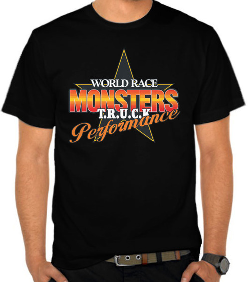 World Race Monsters Truck