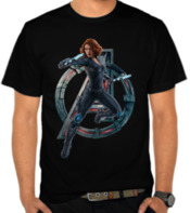 Black Widow Avengers 1
