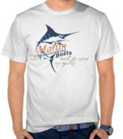 Marlin Boats - Sports Fishing