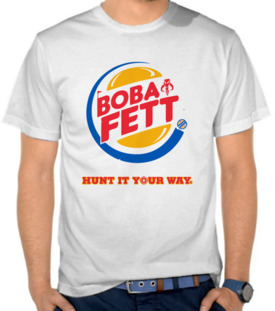 Burger King - Boba Fett