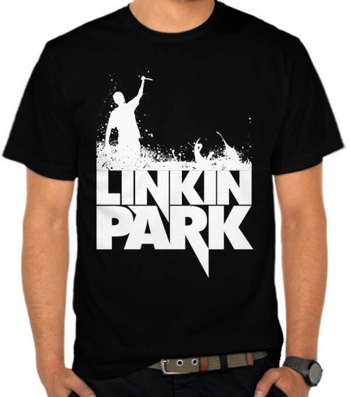 Jual Kaos Band Linkin Park 2 Linkin Park Satubaju Com