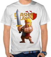 Angry Barbarian - Clash Of Clans 2