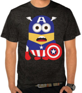 Despicable Me 49 - Captain America